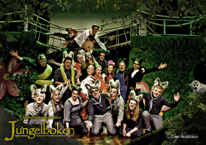 Best of Jungelboken (kortversjon)