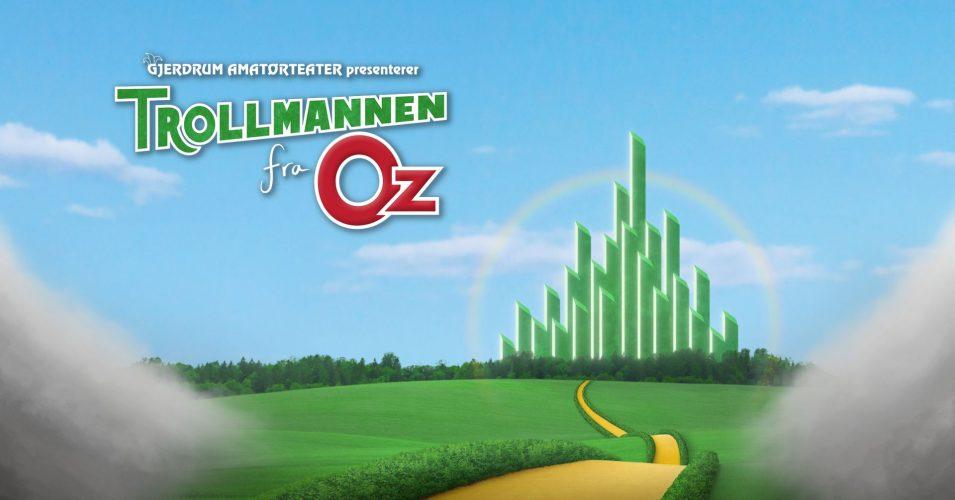 "Høstens forestilling er ""Trollmannen fra Oz"""